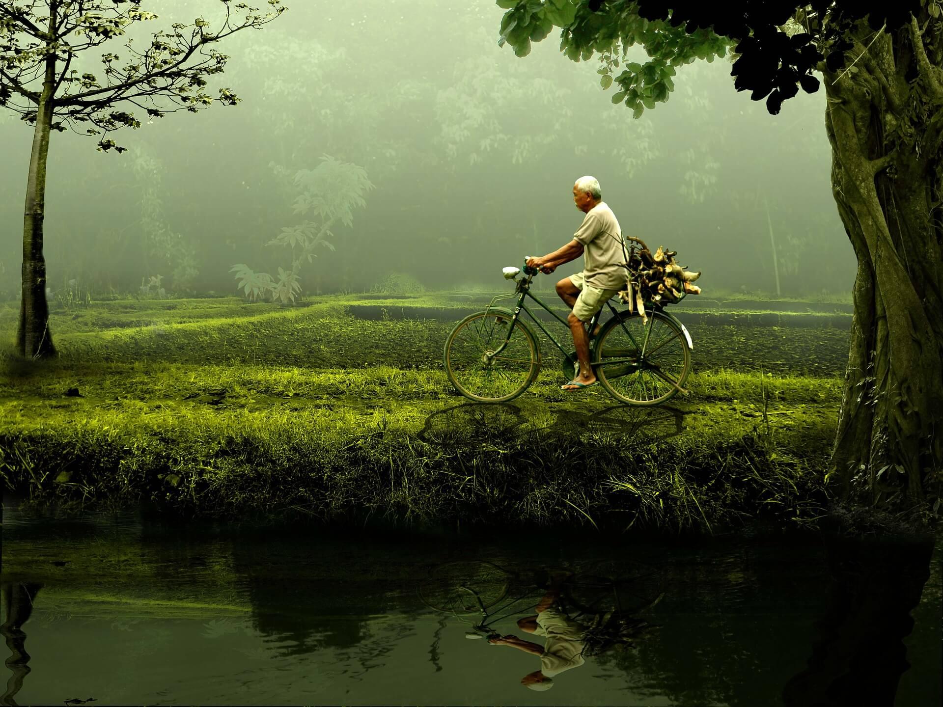 Weekendowa wycieczka rowerowa